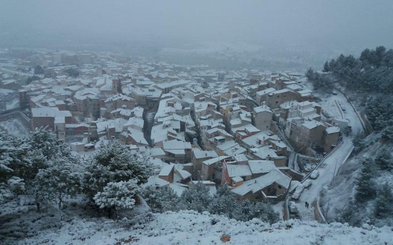casas nieve