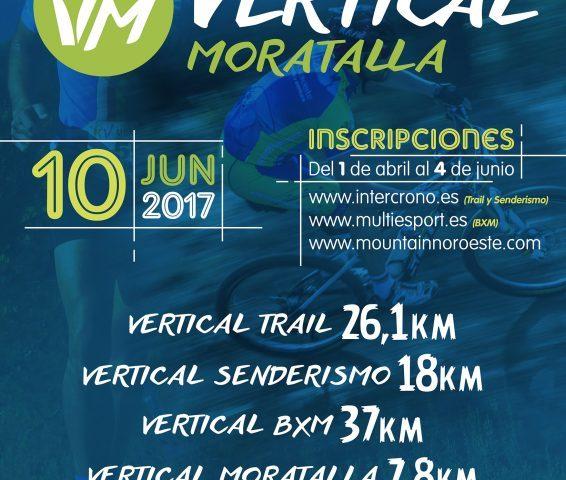 Vertical Moratalla - Cartel_